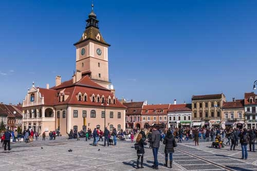 Brasov Old Town