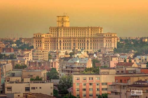 the-parliament-palace bucharest