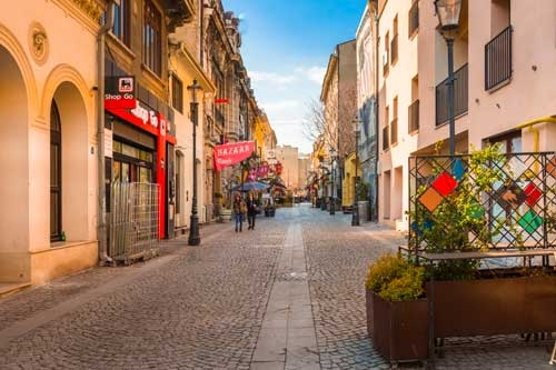 Old Town Bucharest Highlights Tour
