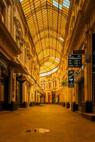 villacrosse passage bucharest