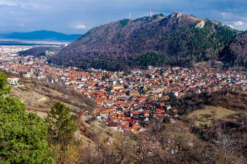 Brasov City