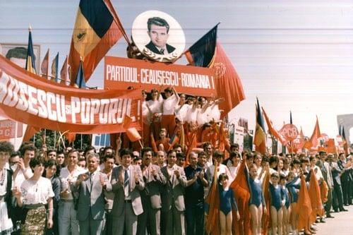 Communism-Parade