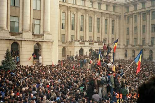 Romanian-Revolution